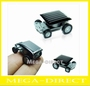 Mini Solar Powered Robot Racing Car/Toys/Gadget