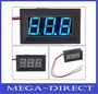 DC 4.5-30V  Digital Display Voltmeter 3Bit BlueLED